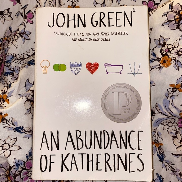 Other - An Abundance of Katherines Book by John Green